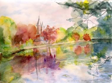 r Bruges 200905-1 Lac d amour.JPG